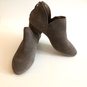 Kenneth Cole Reaction Pencil Bootie 7 Gray